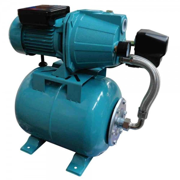 Hidrofor 900 W, Haspiratie: 8m, 3000l/h, Rezervor 19 L, TK 8-44
