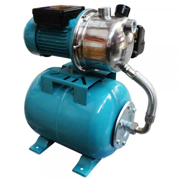Hidrofor 900 W, Pompa Inox, Haspiratie: 8m, 3000l/h, Rezervor 19 L, TK I8-45