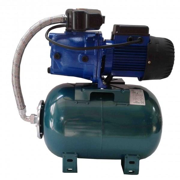 Hidrofor 1.300 W, Haspiratie: 9m, 4.200l/h, Rezervor 24 L,  HW 4200