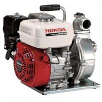 Motopompa HONDA WH 20 XK1 DX1, 3600W, 30000l/ora, motor benzina HONDA GX160, 4 timpi, ape semiincarcate