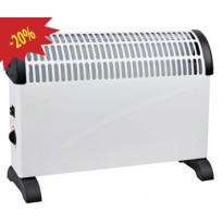 Convector electric Home CT 23, 2000W, 3 trepte de viteza