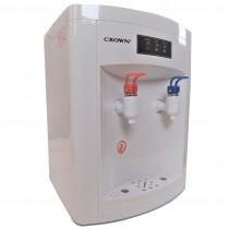 Dozator apa de birou Crown CWD-1905W, racire electronica, alb