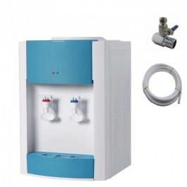 Dozator apa birou Prestige - conectare la reteaua de apa sau la un sistem de filtrare