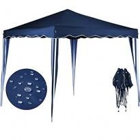 Pavilion gradina pliabil Arianno, 3mx3m xInaltime 2,5 m, albastru