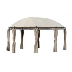 Pavilion gradina Parma, 5,3mx3,5mxInaltime2,75m, pereti laterali