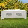 Pavilion gradina Terni 6mx3m xInaltime 2,55m, pereti laterali
